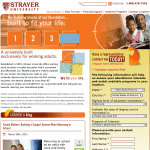 Strayer University Grows Their Online Presence: A Case Study