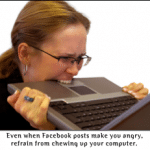 How To Deal With Negative Facebook Posts