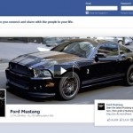 Ford Mustang Logout Ad