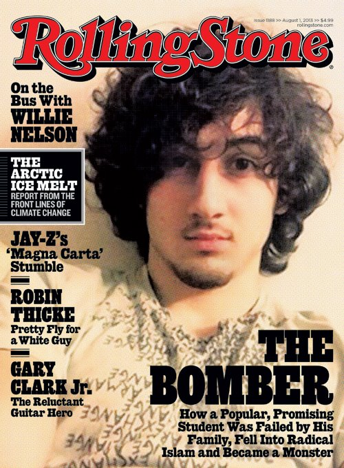 Rolling Stone Features Boston Bomber and Mishandles Crisis Communication Plan