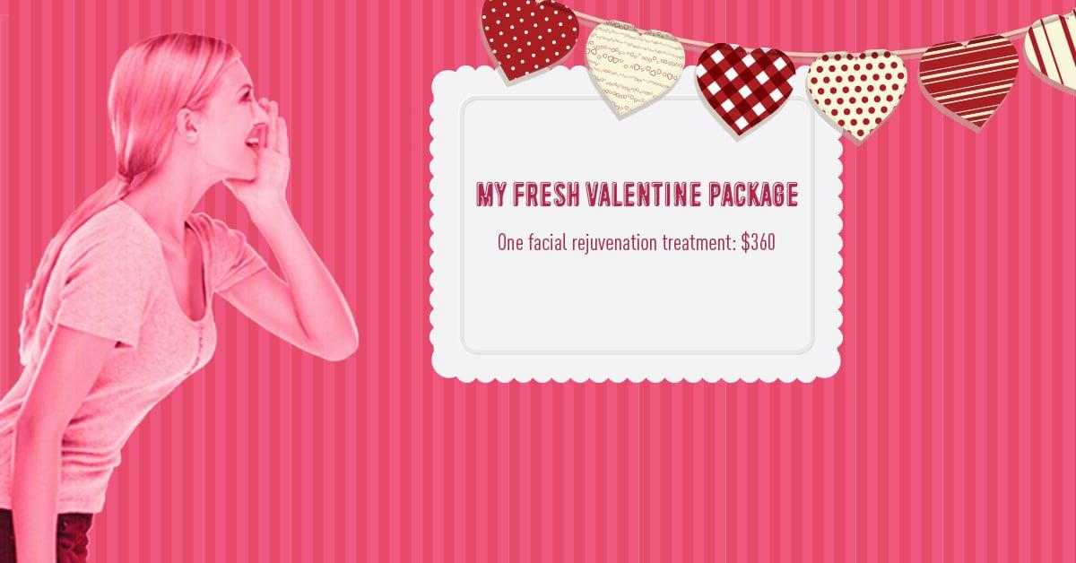 Facebook_My Fresh Valentine Package_Option 1