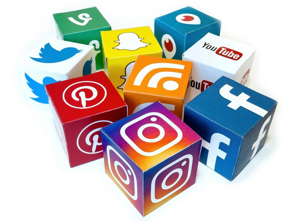 social media then vs now