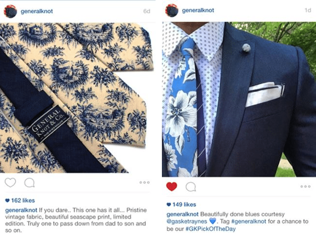 General Knot Brand Promotion