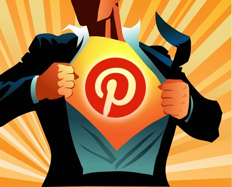 Pinterest brings website traffic