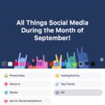 Social Media Recap- September