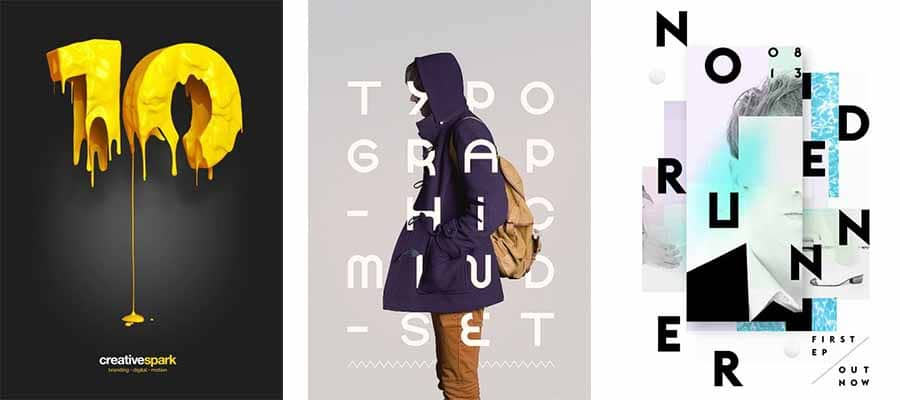 Typography trends 2018