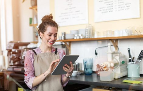 Social Media Challenges for Small Restaurant and Food Businesses