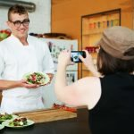 Creating video content with Instagram Reels for restaurants