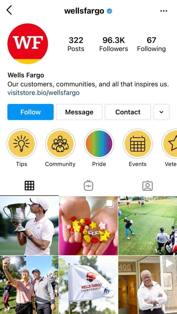 Creating Visual Continuity for Your Financial Institution's Instagram