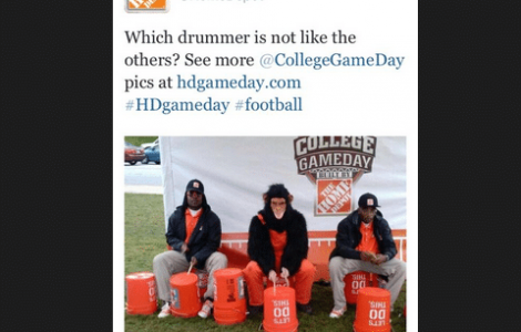 Home Depot Fumbles in Advertising