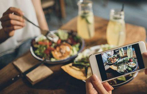 Restaurant Website User Experience
